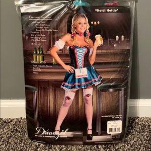NEW IN BAG Heidi Hottie costume